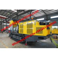 Buy cheap TD -11x44 120KN Directional Boring Machine 75Kw Diesel Engine Two Shift from wholesalers