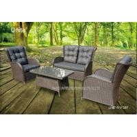 Buy cheap 4 Piece Backyard Patio Set , Outdoor Garden Furniture Table And Chairs product