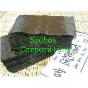 China Dried seaweed B100 on sale
