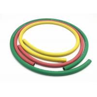 Buy cheap Green Yellow Red Color Two Layers Polyester Fiber Braided Rubber Air Hose from wholesalers