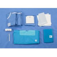 Buy cheap Hospital Use SMS Disposable Sterile Knee Arthroscopy Pack from wholesalers