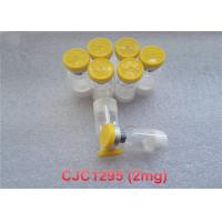 Buy cheap Human Growth Hormone Muscle Building Peptides CJC1295  / CJC1295 DAC from wholesalers