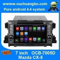 Buy cheap Ouchuangbo In dash GPS Navigation iPod USB Stereo 3G Wifi for Mazda CX-5 Android 4.4 Syste product