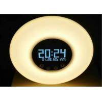 Buy cheap Mutlifuction Travel Wake UP Light Alarm Clock ABS Plastic Brightness Adjustable product