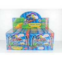 Buy cheap Plastic Children's Play Toys Mini Wind Up Classic Train Set with Railway Track product