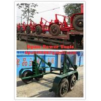 China  Use Cable Reel Trailer,Spooler Trailer, best qualityCable Drum Carrier Trailer  for sale