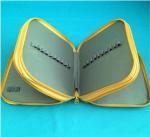 Buy cheap Promotional round Zipper pencil pouch/bag/case product