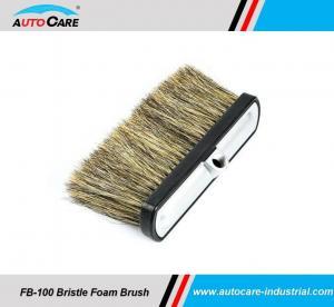 Buy cheap 100% Hog Hair Car Wash Foaming Brush/  Soft Bristle Shampoo brushes hot sales to America product