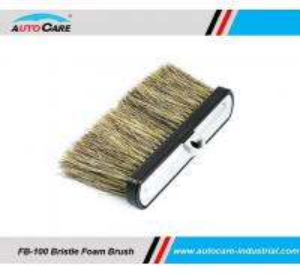 Buy cheap Soft 100% Natural Hog Bristle Foam Brush Set Detail Car Dust Brush product