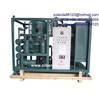 Buy cheap High Vacuum Oil Dehyration Plant, Oil Degassing, Oil Dehyrating System for Transformer Oil product