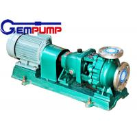 China BF Horizontal acid centrifugal pump / petroleum industry pump on sale