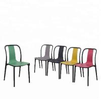 Buy cheap Multi Colored Childrens Stackable Plastic Chairs For Home / School product