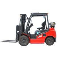 2.5 Ton Liquefied Petroleum LPG Forklift Trucks With Optional Nissan Engine