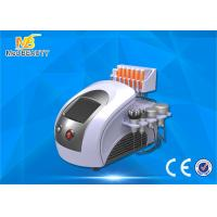 Buy cheap 8 Inch Touch Screen Ultrasonic Vacuum Slimming Machine Lipo Laser Slimming Equipment product