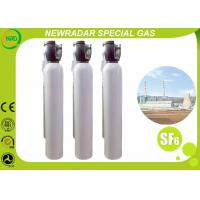 Buy cheap SF6 Electronic Gases , Sulfur Hexafluoride Greenhouse Gas For Medical product