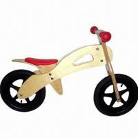 """Buy cheap Wooden bike, 12"""", whale design product"""