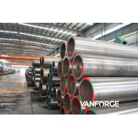 Buy cheap ASTM A335 P5 Durable Seamless Alloy Steel Pipe Heavy Duty High Toughnesss product
