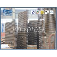 China Stainless Steel Membrane Wall In Boiler Tube Furnace Panel Recovery Part on sale