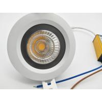 China Water Proof  IP65 2.5inch 7W Commercial LED Downlight COB 650lm 5years Warrenty on sale