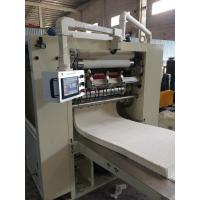 Quality N Folded Hand Towel Paper Folding Machine With Root Vacuum Pump for sale