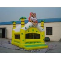 China Inflatable Bouncer / INFLATABLE jump / inflatable dome bouncer on sale