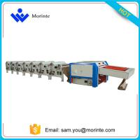 High capacity cotton polyester yarn waste hard waste recycling machine for spinning