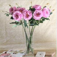 Buy cheap Wholesale Long Stem Artificial Silk Roses product