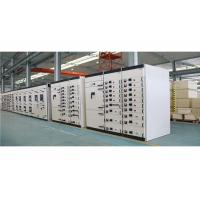Buy cheap Indoor Electric Cabinet  Distribution Low Voltage And Mv Switchgear product