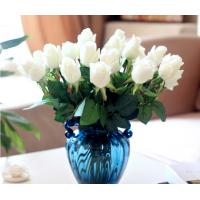 Buy cheap artificial pu latex rose flower product