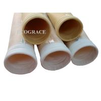 Buy cheap High Efficiency Coal Fired Boiler Polyimide Filter Bags, P84 Filter Bag D160 * 6000mm product