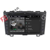 Buy cheap 8 Inch HD Screen Android Touch Screen Car Radio , HONDA CRV DVD Player Head Unit product