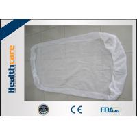 Buy cheap ISO CE FDA Disposable Waterproof Mattress Protector PP Material With Elastic product