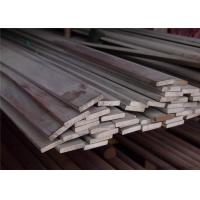 Buy cheap Polishing Hot Rolled Stainless Steel Flat Bar , AISI 317L 321 430 product