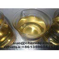 China CAS 1045-69-8 Injectable Raw Steroid Powders Light yellow liquid Testosterone Acetate / Test A on sale