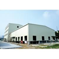 Buy cheap Agricultural Steel Framed Buildings , Industrial Steel Structures product