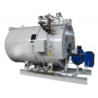 Buy cheap Big Multi Flue Gas Tube Oil Fired Water Steam Boiler Heating System , 5 Ton from wholesalers