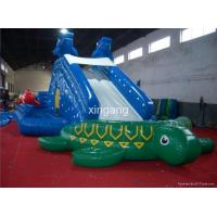 Buy cheap Portable Inflatable Water Park For Outdoor Use product