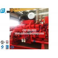 China Cummins Brand Fire Pump Diesel Engine Used In The Fire Water Pump Set With Highly CostEffective on sale