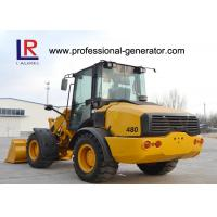 Buy cheap Full hydraulic Wheel Loader / Heavy Construction Machinery 2000kg Rated Load from wholesalers