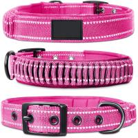 Buy cheap Fray Proof Soft Nylon Dog Collar , Heavy Duty Nylon Dog Collars With Handle product