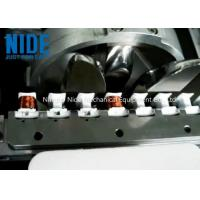 Buy cheap Straight Open Linear Stator Winding Equipment White Or Customized Color from wholesalers