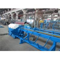 Buy cheap 380v 120 M / Min  Wire Rod Straightening Machine 5.5 KW Stable Performance product