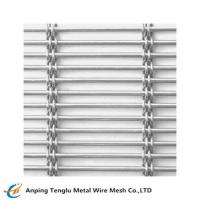 Buy cheap Stainless Steel Decorative Mesh Warp Bar Diameter: 1.5mm product