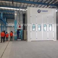 truck booth , big bus spray painting booth oven / industrial big bus spray booth TG-15-50