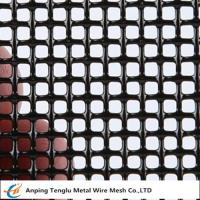 Buy cheap AISI316 Marine Grade Stainless Steel Security Door Screens |1.5mmX1.5mm hole X0.8mm wire product