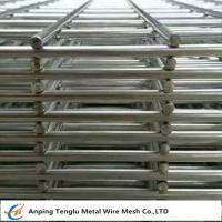 Quality Welded Mesh Fabric|for Concrete flat or bend reinforcing sheet for sale
