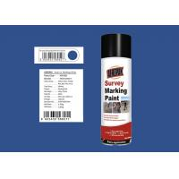 Buy cheap Grade 2 Flexibility Survey Marking Paint Shifeng Blue Color For Timber product