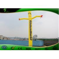 Buy cheap Oxford Cloth Inflatable Air Dancers Inflatable Advertising Man product