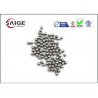 Buy cheap Miniature 2.5mm G10 Chrome Bearing Hardened Steel Balls For Automotive Industry from wholesalers