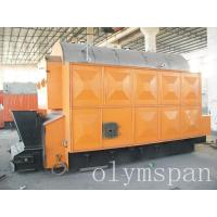 Buy cheap High Efficiency Fuel Oil Fired Steam Boiler Heat Exchanger For Industrial product